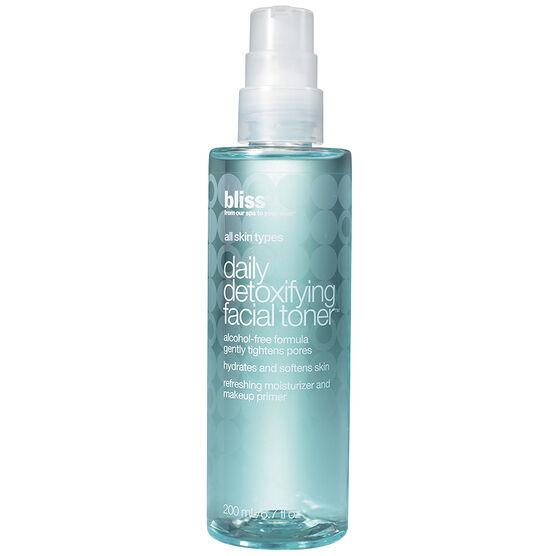 Bliss Daily Detoxifying Facial Toner - 200ml