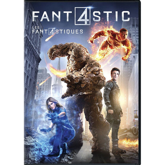 Fantastic Four (2015) - DVD