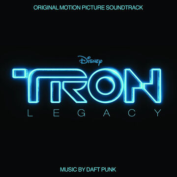 Daft Punk - TRON: Legacy Soundtrack - 2 LP Vinyl