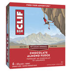 Clif Bar - Chocolate Almond Fudge - 6 x 68g