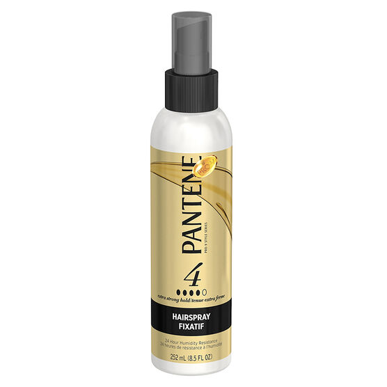 Pantene Pro-V Hairspray - Extra Strong Hold - 252ml