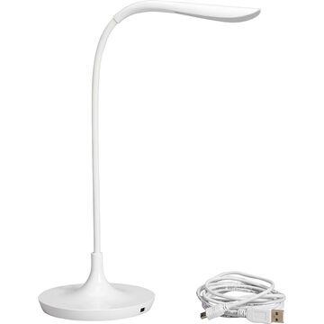 Certified Data USB LED Desk Light - White - UL-42
