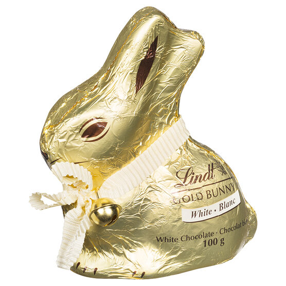 Lindt Gold Bunny - White - 100g