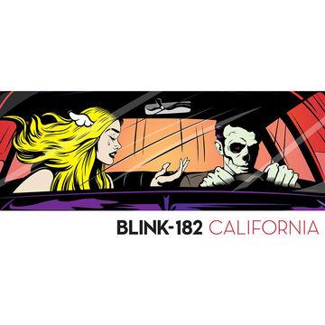 Blink 182 - California - CD