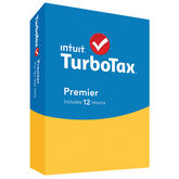 Intuit TurboTax Premier for Tax Year 2015 - 12 Returns