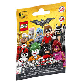 Lego Minifigures Batman Movie - 71017