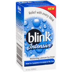Abbott Blink Intensive Moisturizing Lubricant Eye Drops - 10ml