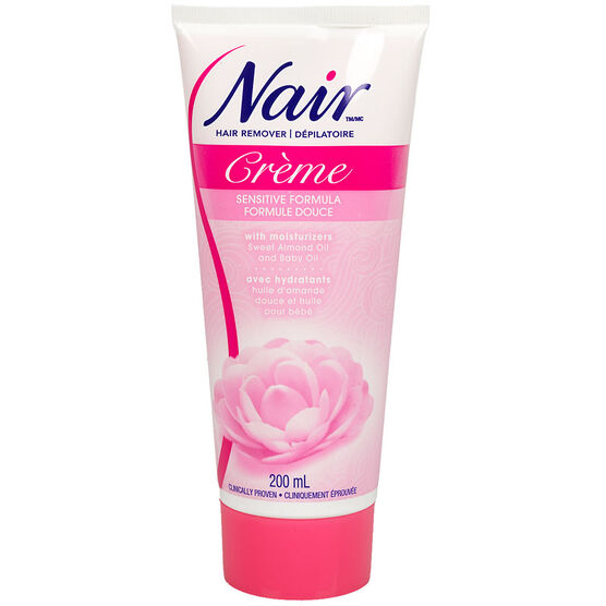 Nair Sensitive Care Hair Removal Cream - 200ml