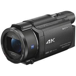 Sony AX53 4K Handycam - Black - FDRAX53