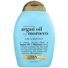 OGX Renewing Moroccan Argan Oil Shampoo - 385ml