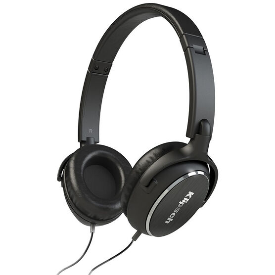 Klipsch On-Ear Headphone - Black - R6ONEAR
