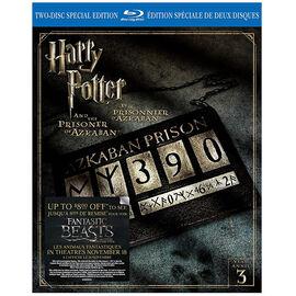 Harry Potter and the Prisoner of Azkaban - Blu-ray