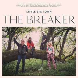 Little Big Town - The Breaker - CD