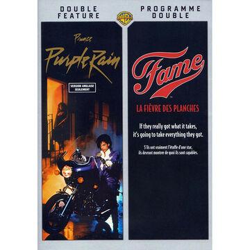 Purple Rain/Fame Double Feature - DVD