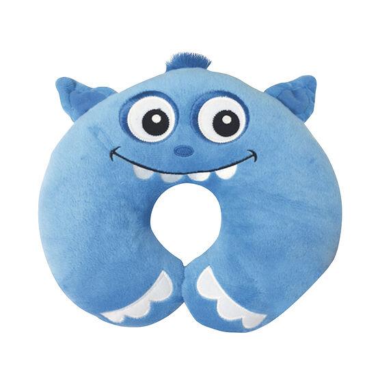 Nuby Monster Neck Support - Blue - N120021