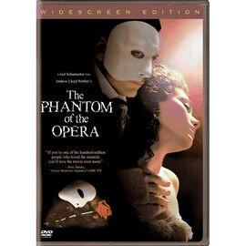Phantom Of The Opera - DVD