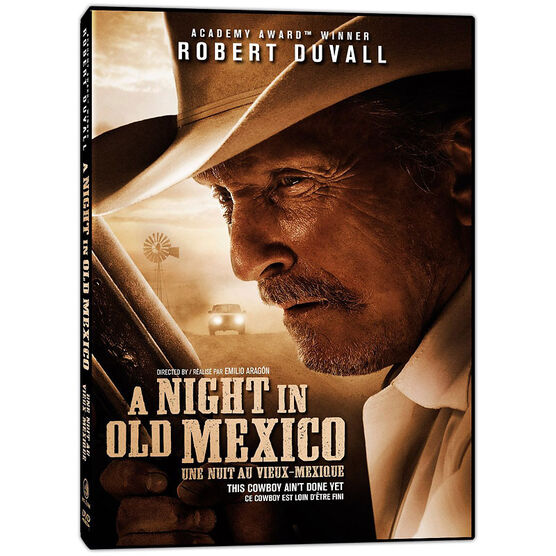 A Night In Old Mexico - DVD