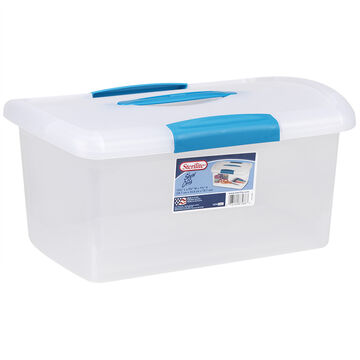 Sterilite Nesting Show Off Container - Clear - Medium