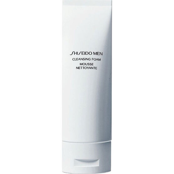 Shiseido Men Cleansing Foam - 125ml