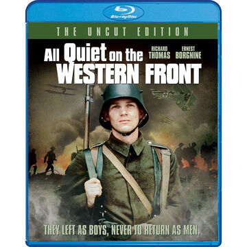 All Quiet On The Western Front - Blu-ray