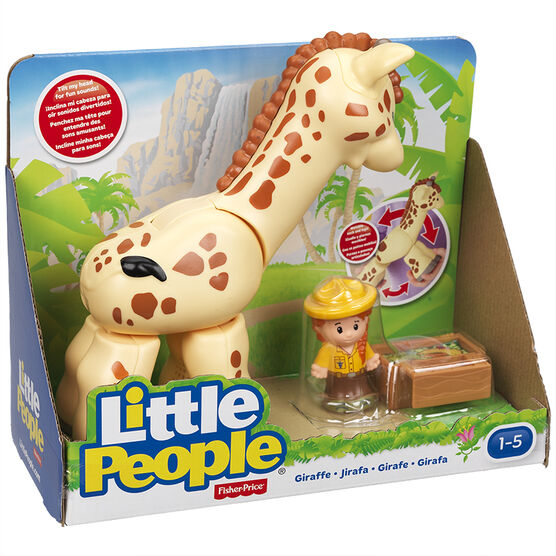 Fisher Price Little People Large Animal - CMP29 - Assorted