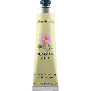 Crabtree & Evelyn Summer Hill Ultra-Moisturising Hand Therapy - 50g
