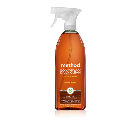 Method Daily Wood Spray Cleaner - 828ml