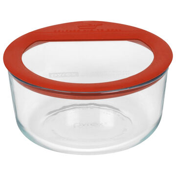 Pyrex Ultimate Round Container - 4 Cup