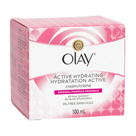 Olay Active Hydrating Cream - 100ml