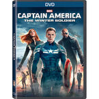 Captain America: The Winter Soldier - DVD