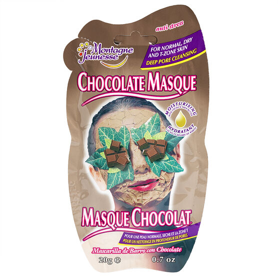 Montagne Jeunesse Chocolate Mud Masque - 20g