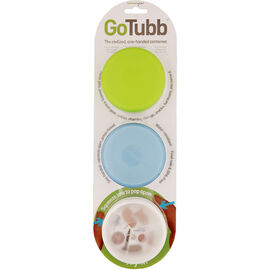 GoTubb One Handed Container - 3 x 14cc