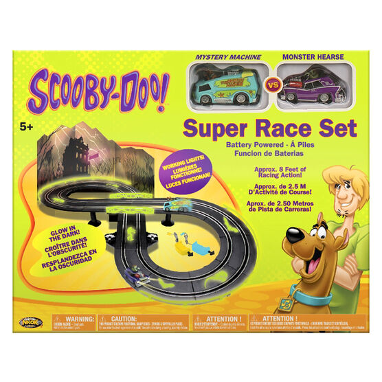 Scooby-Do Super Race Set