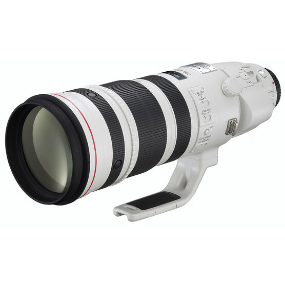 Canon EF 200-400mm f/4L IS USM Extender 1.4X Super Telephoto Lens - 5176B002