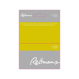 Reitmans Gift Card - $25