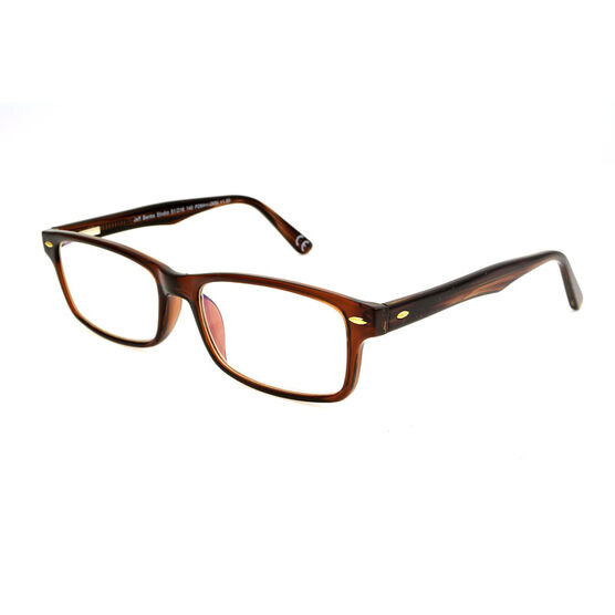 Foster Grant Franklin Reading Glasses - Brown - 1.75