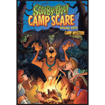 Scooby-Doo Camp Scare - DVD