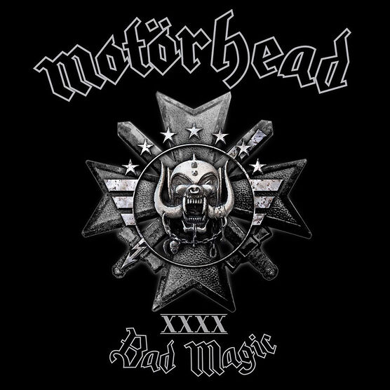 Motorhead - Bad Magic - Vinyl