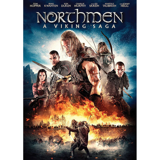 Northmen: A Viking Saga - DVD