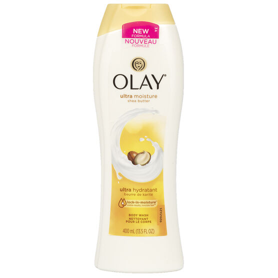 Olay Shea Butter Body Wash  - 400ml