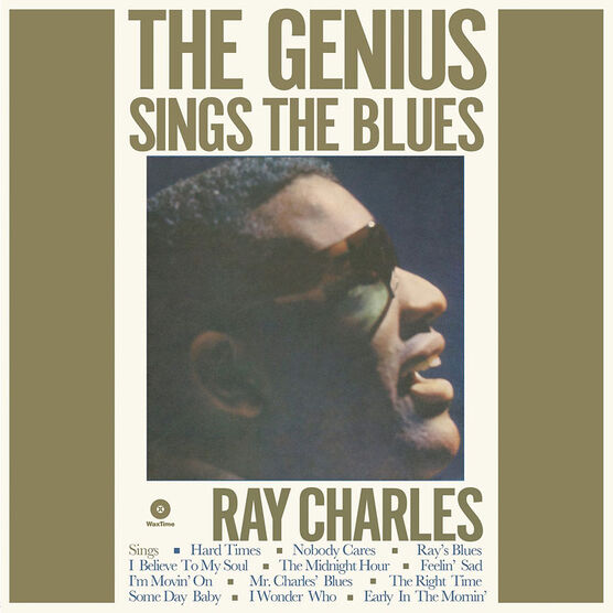 Ray Charles - The Genius Sings The Blues - Vinyl