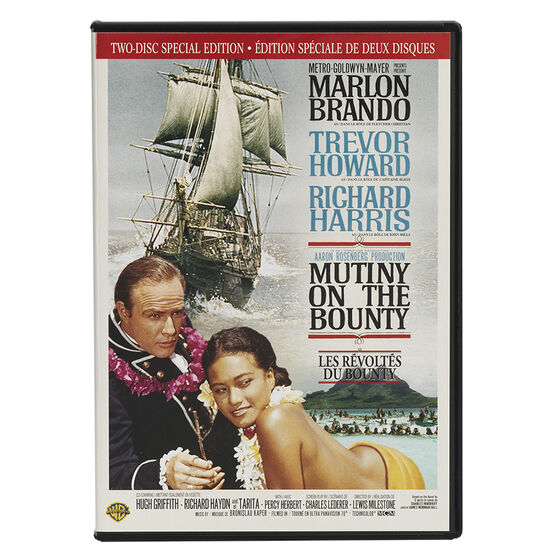 Mutiny On The Bounty - DVD