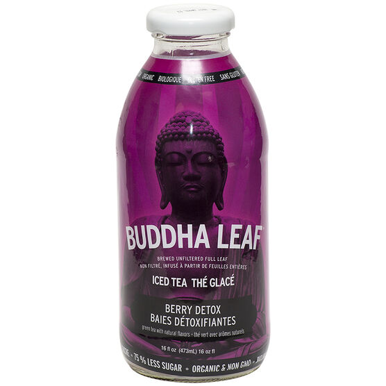 Buddha Iced Tea - Berry Detox - 473ml