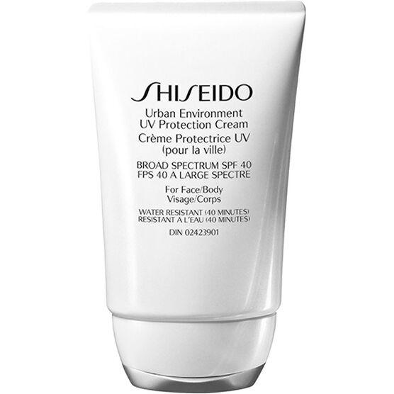 Shiseido Urban Environment UV Protection SPF 40 Cream - 50ml