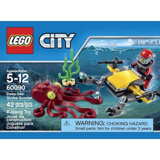 Lego City - Deep Sea Scuba Scooter - 60090