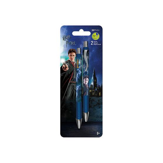 Inkworks Gel Pens - Harry Potter - 2 pack