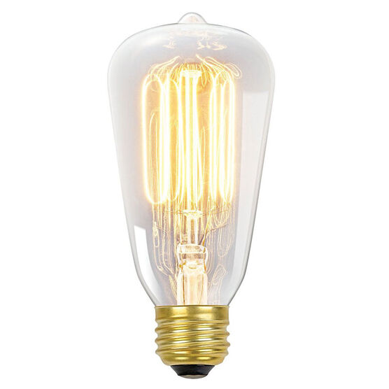 Globe Vintage Incandescent Light Bulb - 60w