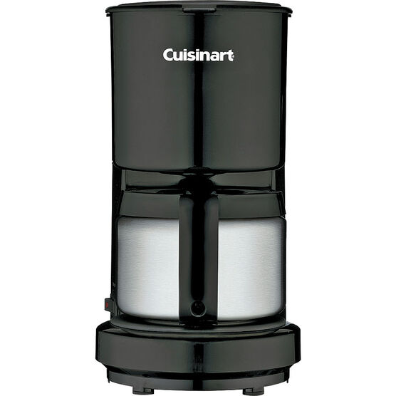 4 Cup Coffee Maker Cuisinart : Cuisinart 4 Cup Coffee Maker - Black - DCC-450BKC London Drugs