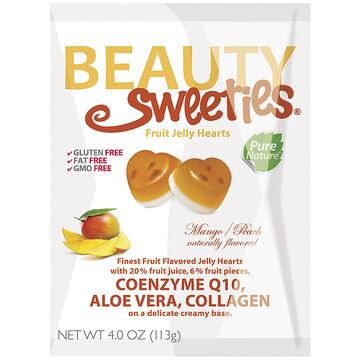 Beauty Sweeties Fruit Flavoured Jelly Hearts - Mango - 113g