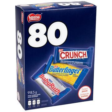 Nestle Mini Bars - Assorted - 80's